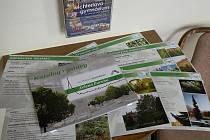 Na Wichterlově gymnáziu v Ostravě-Porubě byla tento týden zahájena výstava Zelená Poruba.