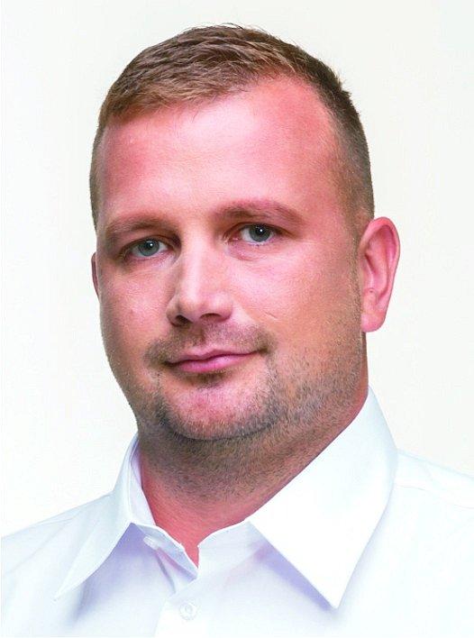 Michal Ratiborský, 35 let, Krnov, jednatel společnosti, 1 455 hlasů