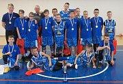 Vítěz národního finále U13 – Praha 2018