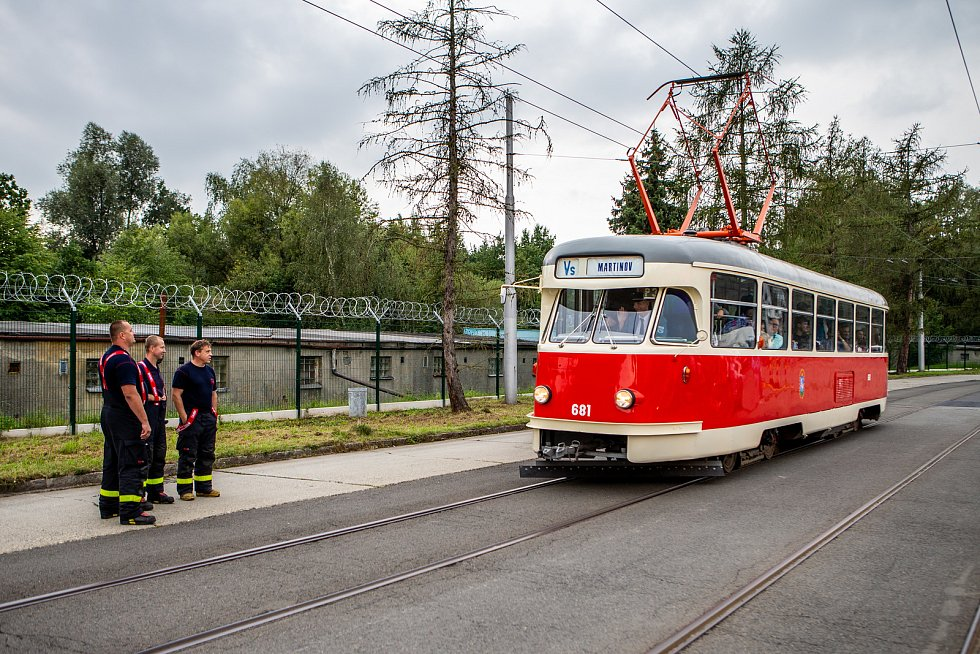 Den ostravských dopraváků, připomínka výročí 125 let městské hromadné dopravy v Ostravě a 70 let od vzniku ostravského dopravního podniku v Ostravě.