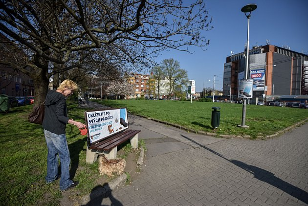 Snímek kčlánku Mariánské náměstí, centrum někdejší Čertovy Lhotky, čeká velká proměna.