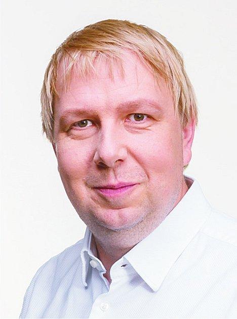 Aleš Juchelka, 41let, Ostrava, jednatel společnosti, 5033hlasů