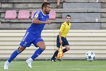 V týmu Baníku v třetím přípravném zápasu proti Slovácku v Kroměříži nechyběl ani Milan Baroš.