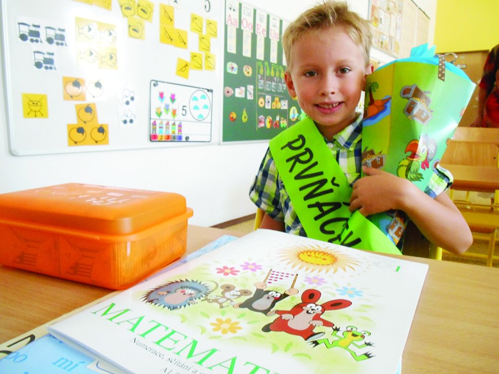 Lukáš Harazim, 6 let, Píšť, ŽŠ Píšť