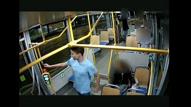 Podezřelý muž z Ostravy-Zábřehu