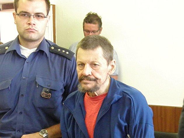 Jindřichu Malysz u ostravského soudu.