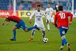FC Baník Ostrava - FC Viktoria Plzeň, uprostřed Milan Jirásek