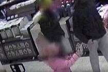 Záběr z videa.
