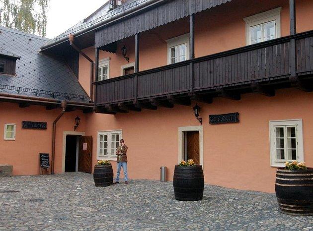 ¨Nově opravený zámek v Ostravě-Zábřehu