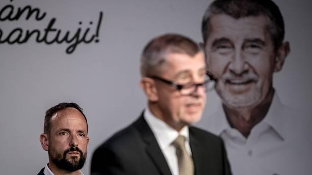 KRITIK PREMIÉRA. Primátor Ostravy Tomáš Macura patří v hnutí ANO už nějaký čas k nejhlasitějším kritikům premiéra a šéfa strany Andreje Babiše.