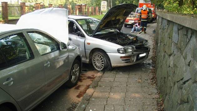 Vážná nehoda v Šilheřovicích