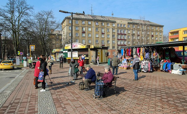 Foto kčlánku Centrum vOstravě-Zábřehu se má oživit do roku 2022