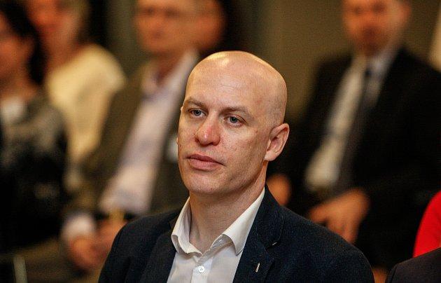Petr Lukasík, generální ředitel Tieto Czech.