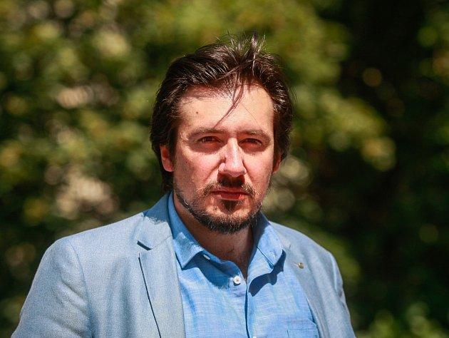 Vladimír Polák, zastupitel za hnutí Ostravak