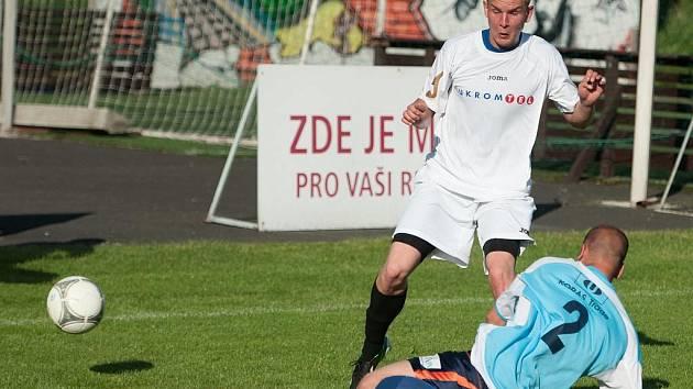 Polanka důležité derby s Heřmanicemi zvládla a získala do tabulky důležité tři body.