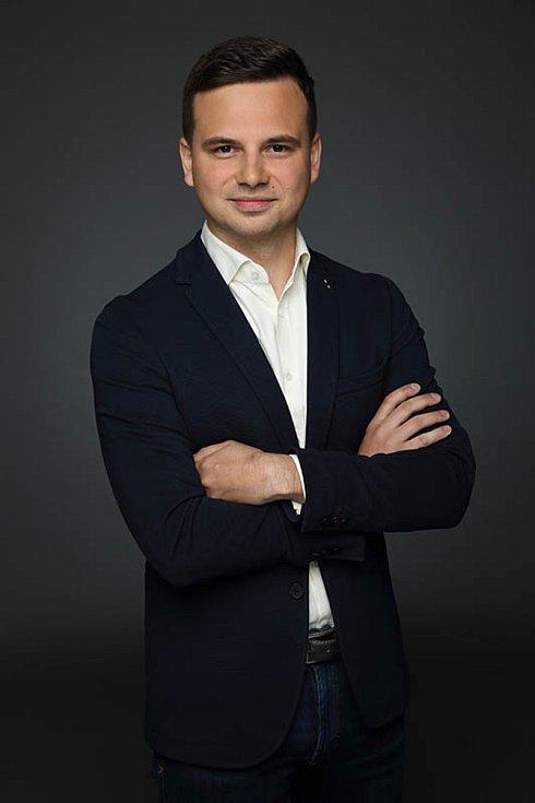 Projektový ředitel společnosti Contera Martin Budina.
