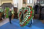 Ostrava pohřbila romskou legendu. Pohřeb Josefa Facuny 21. října v kostele Neposkvrněného početí Panny Marie v Přívoze.