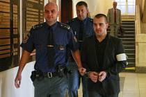 Michal Boldi se k brutálnímu přepadení herny přiznal.