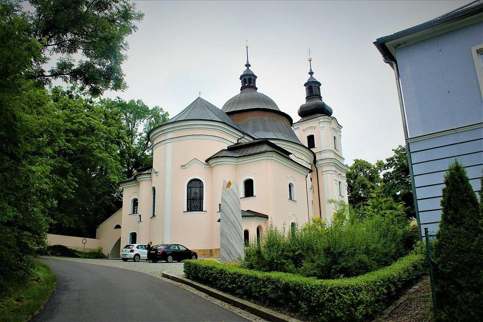 Kostel Prozřetelnosti Boží (Perla Slezska).