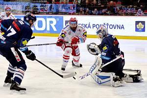 HC Oceláři Třinec - Bílí Tygři Liberec