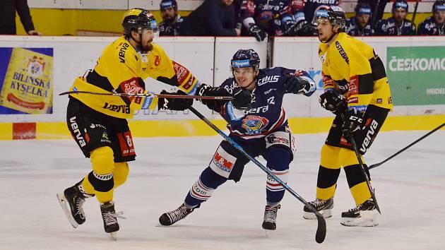 Vítkovice opět neuspěly proti Litvínovu.