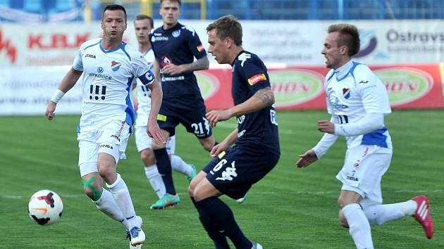 Baník Ostrava – 1. FC Slovácko 0:1 (0:0)