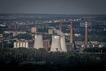 Elektrárna Třebovice. Ilustrační foto.