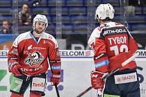 Hokejový útočník Vladimír Svačina je zpět ve Vítkovicích, kam přestoupil z Pardubic.