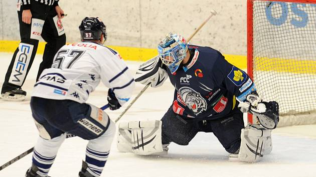 HC Vítkovice Steel - Bílí Tygři Liberec