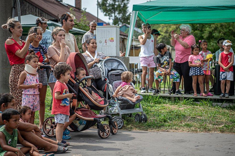 Barvy Bedřišky 2020, 14. srpna 2020 v Ostravě.