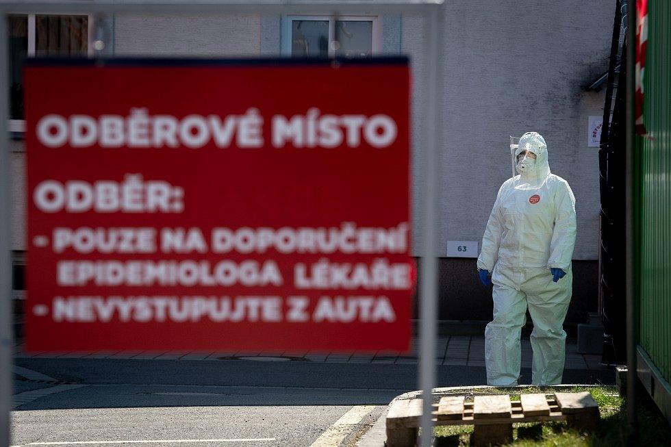 V areálu Městské nemocnice Ostrava začala 20. března 2020 fungovat odběrová ambulance pro pacienty, kteří mají podezření, že se nakazili novým typem koronaviru (covid-19).