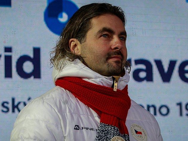 David Moravec, Olympijský festival v Ostravě.