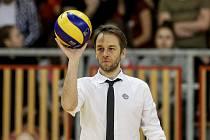 Ve Volejbalovém klubu Ostrava strávil Jan Václavík jako libero a trenér celkem čtrnáct sezon. Teď povede švýcarský Biogas Volley Näfels.