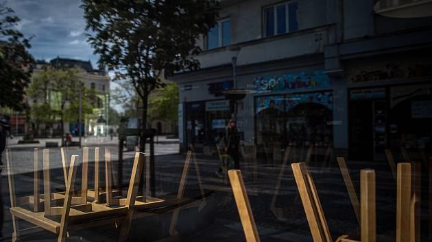 Město odpustí brněnským podnikatelům nájemné. Lidé zažádají do půlky srpna