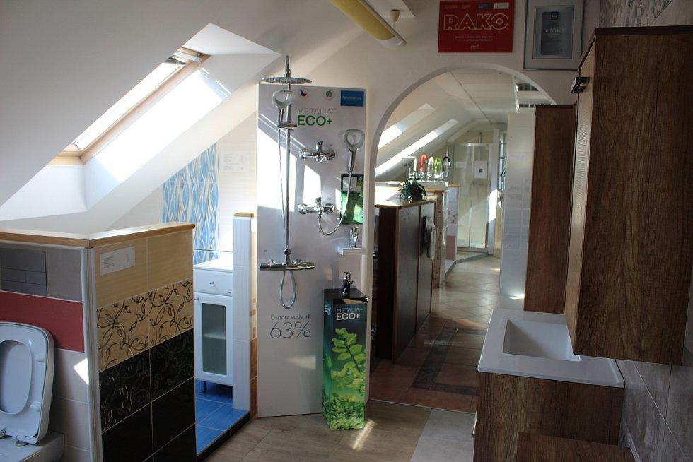 Koupelnové studio firmy Bernold