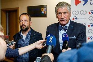 Jednání s ministrem Vojtěchem o FN Ostrava