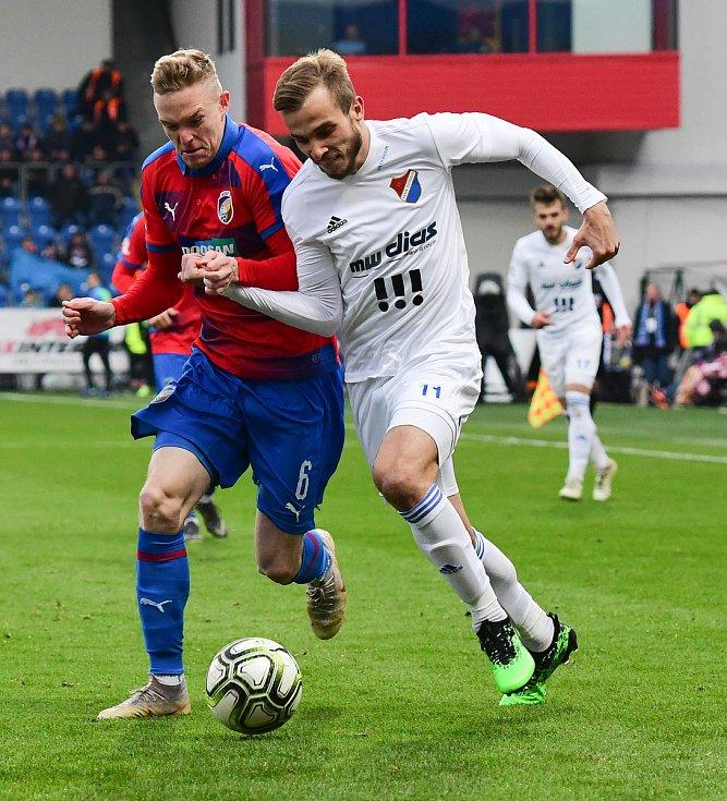 FC Viktoria Plzeň - FC Baník Ostrava.