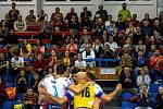 Pomoc fanoušků budou volejbalisté VK Ostrava potřebovat v sobotním derby s Beskydami, po kterém vydraží své dresy na charitu.
