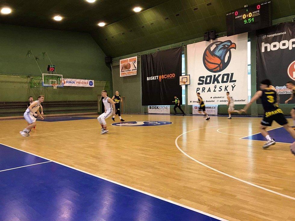 Basketbal Extraliga juniorů U19