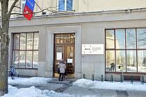 Vědecká knihovna Ostrava.