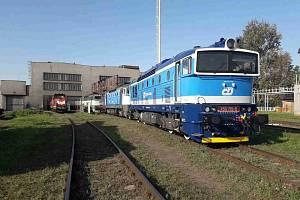 Push-pully České dráhy objednaly pro trať z Ostravy do Frenštátu pod Radhoštěm.