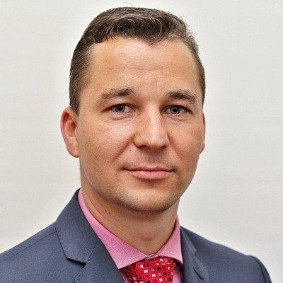 Aleš Boháč, starosta obvodu Radvanice a Bartovice