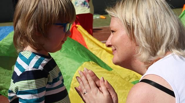 Rodiče dětí se zrakovým postižením získají podporu