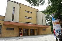 Bývalé kino Mír v Ostravě-Vítkovicích by se mělo od příštího roku změnit na divadlo stejnojmenného názvu.