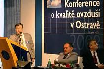 Z konference k ovzduší v Ostravě