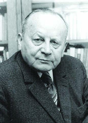 Básník Vilém Závada.
