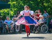 20. ročník festivalu Folklor bez hranic v Ostravě.