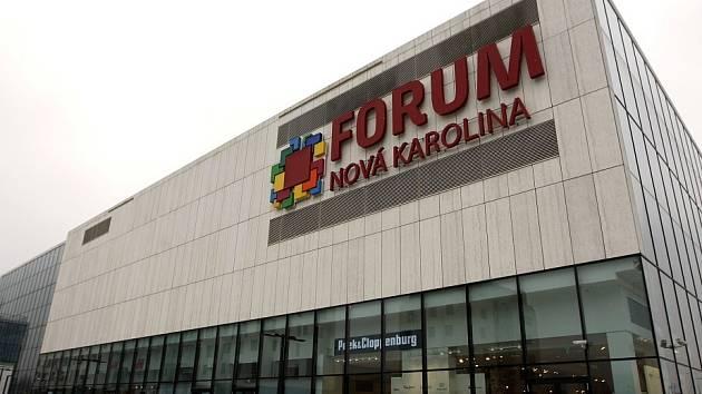 OC Nová Karolina. Ilustrační foto.