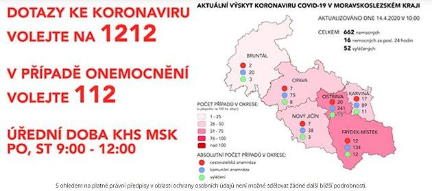 Mapa KHS, 14.dubna, 10hodin.