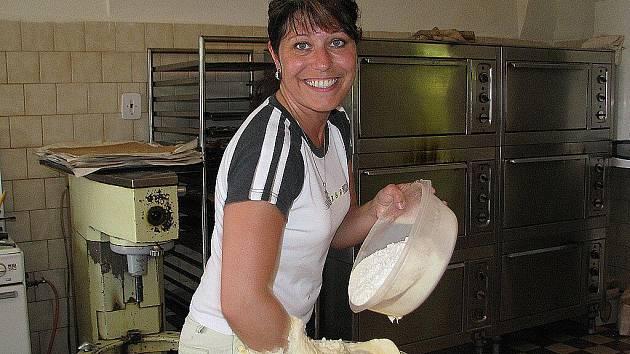 Martina Matýsková se pečení věnuje dvacet let.
